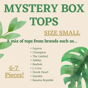 MYSTERY BOX SIZE SMALL RESELLERS BOX